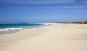 Cabo Verde Isla de Boavista Agosto
